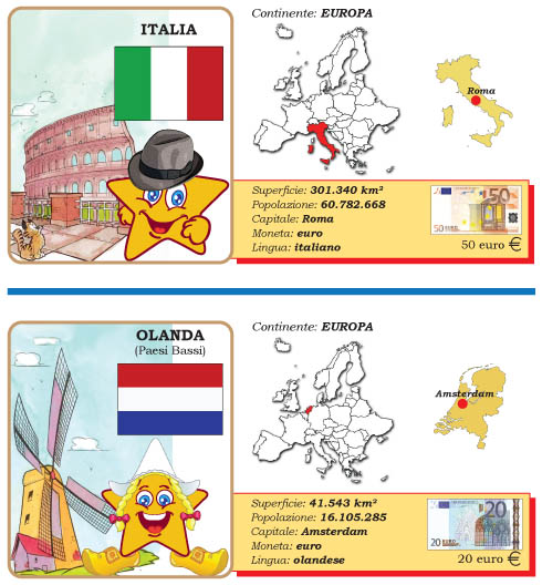 Top Geografia per bambini / Geography for kids - Bravissimi NQ11