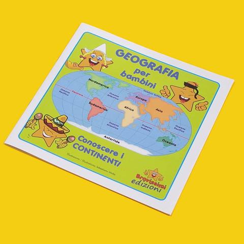 Favorito Geografia per bambini / Geography for kids - Bravissimi UW82