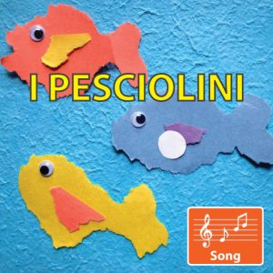 Cover i pesciolini Song