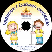 CD Print Impare L'Italiano Cantando – Bravissimi-1